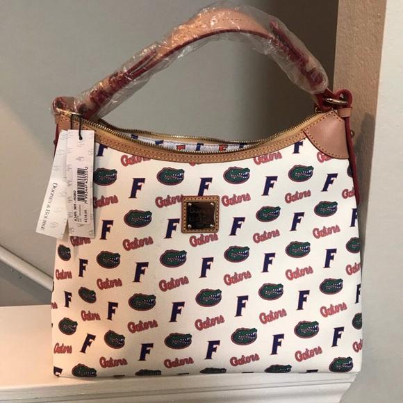 Dooney & Bourke Handbags - NWT Dooney & Burke Florida Gators bag